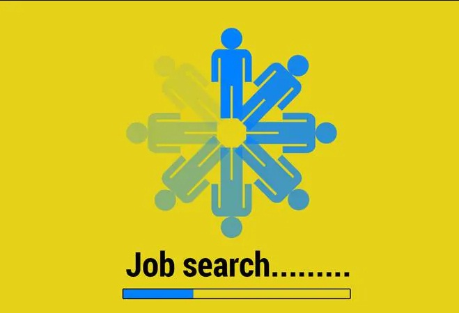 search a job in times of crisis