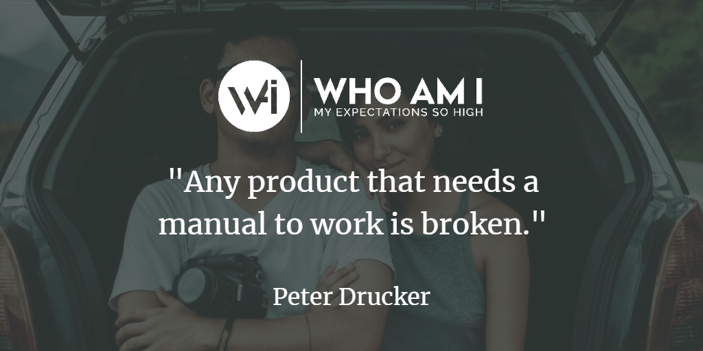 Product Personal Branding - WAI - Who Am I