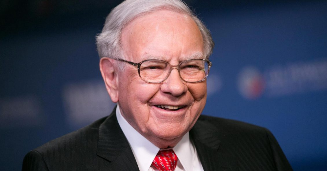 20 citazioni sul web marketing Warren Buffett