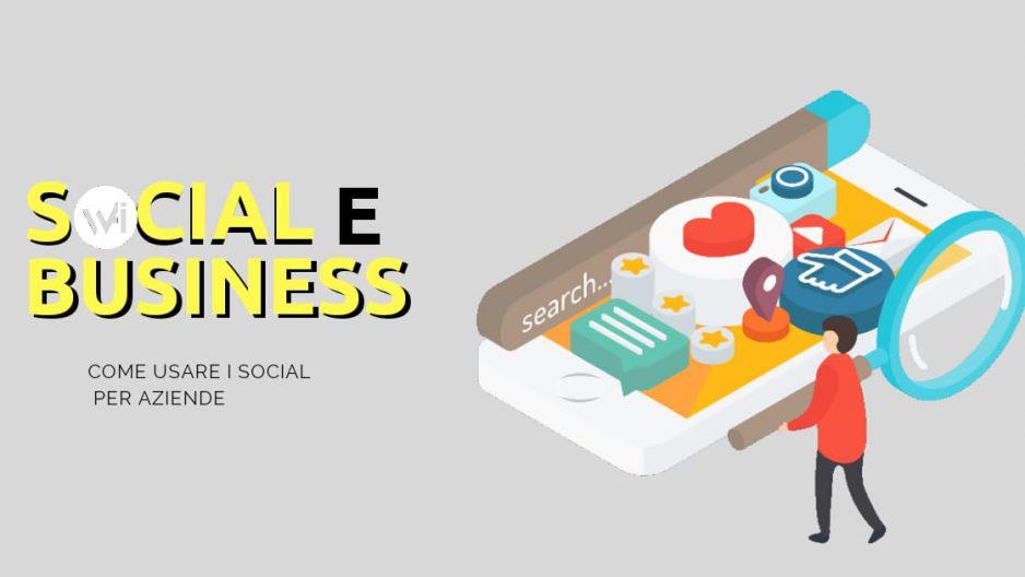 Business sui social: un marketing per persone.