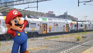 Collaborazioni vincenti: Lego per Trenitalia, con Super Mario!