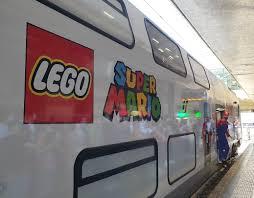 Treno Super Mario: Lego e Trenitalia