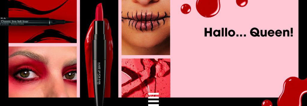 marketing per Halloween Sephora