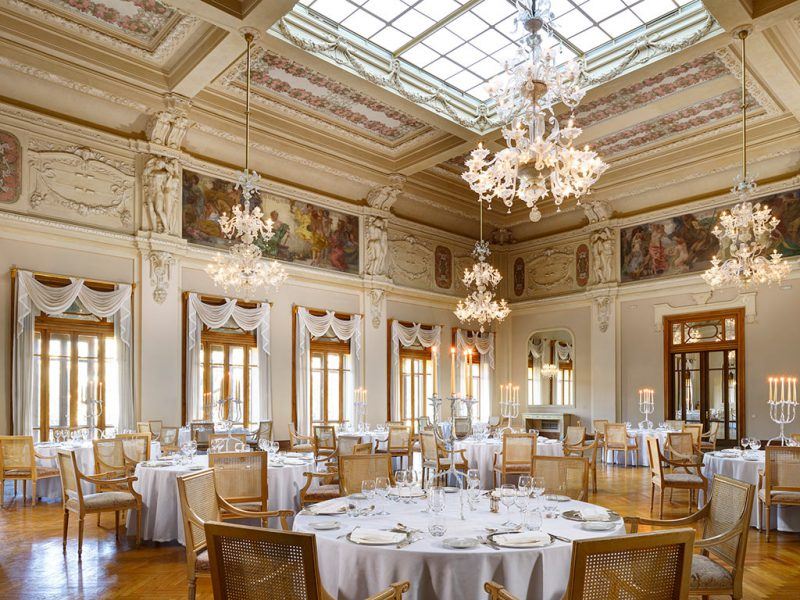 Palazzo Fiuggi interno