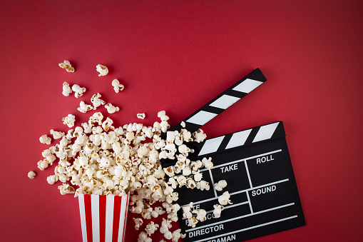 Boom dello Streaming Video durante la quarantena: film e popcorn