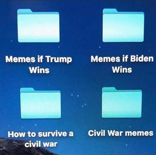 memes Trump Biden