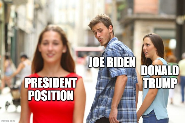 presidential USA meme