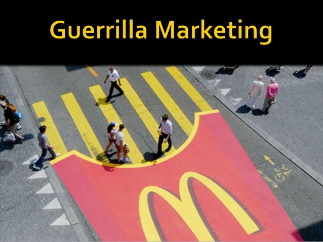 guerrilla marketing